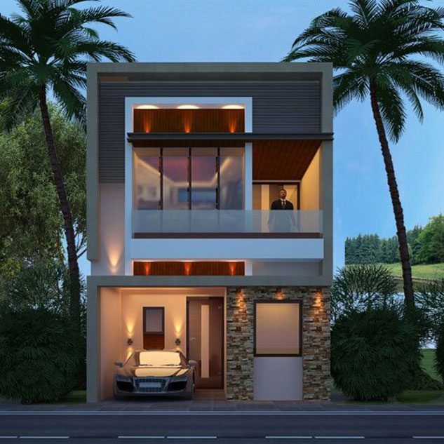 A modern smart house system