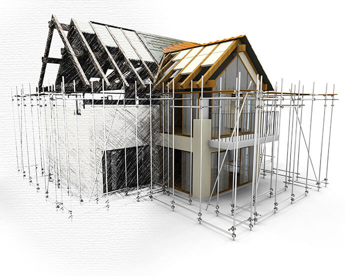 xây nhà phố tại tphcm