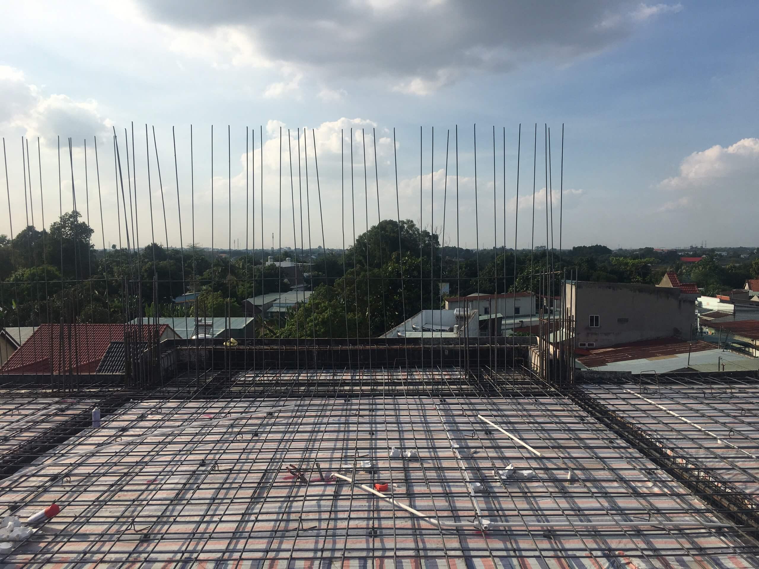 thi công xây dựng biệt thự